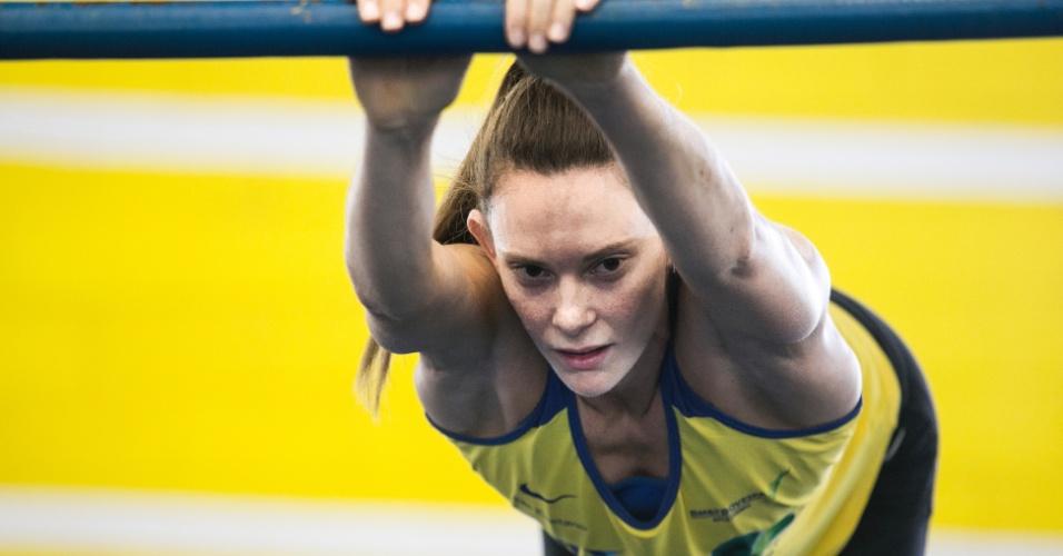 Fabiana Murer - Treino Especial do Atleta