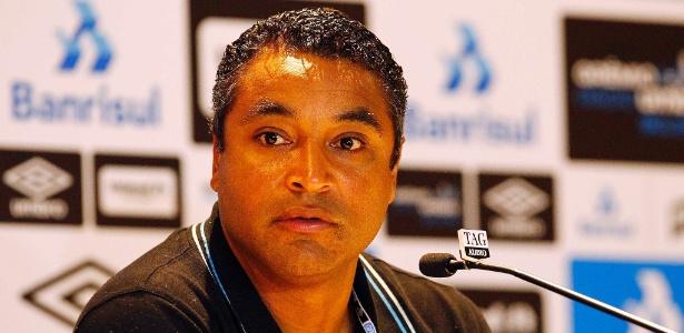 O técnico Roger Machado está cotado para assumir o Atlético-MG em 2017