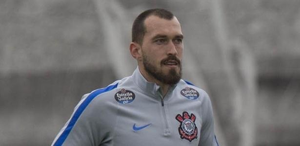 Contra o Fla, Walter será titular do Corinthians pela sexta vez consecutiva