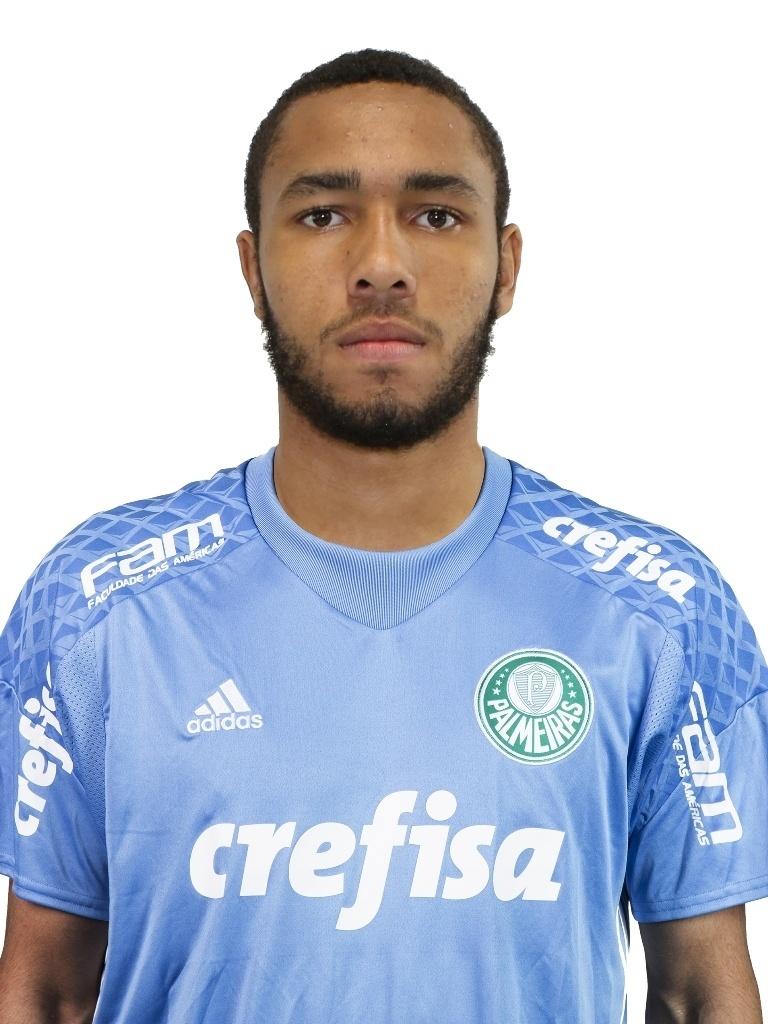 Diego Dias, goleiro sub-20 do Palmeiras
