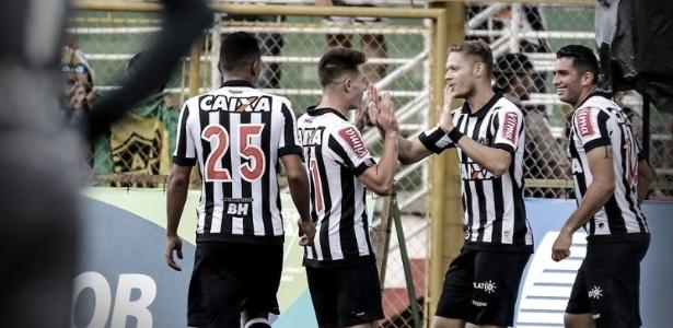 Marlone se destacou com as cores do Atlético-MG, mas não está inscrito na Libertadores
