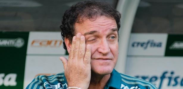 Cuca tenta encerrar série negativa do Palmeiras