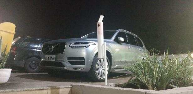 Veículo comprado por Diogo Sodré foi vendido por empresário que fraudou locadora