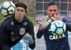 Daniel Augusto Jr./Corinthians e Gilvan de Souza/Flamengo