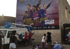 Barça retira imagens e uniformes de Neymar - João Henrique Marques/UOL