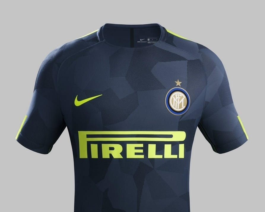 Camisa 3 da Inter de Milão