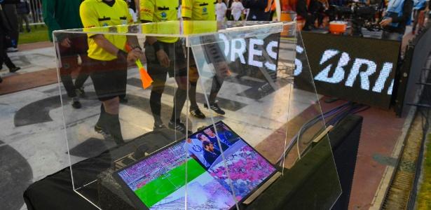 Tecnologia de vídeo já tinha sido adotada em jogos decisivos da Copa Libertadores