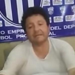 Presidente do Rubio Ñu é personagem de suposto caso de chantagem e triângulo amoroso no futebol paraguaio