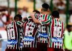 Sob batuta de Marcos Jr, Flu goleia Bangu na estreia da Taça Rio - André Melo Andrade/Eleven/Estadão Conteúdo