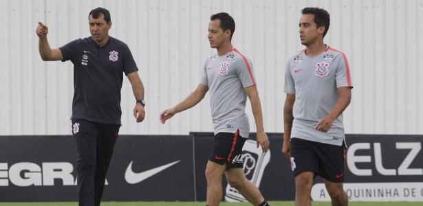 Corinthians terá Rodriguinho e Jadson no time titular diante do Mirassol na Arena