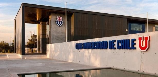 Ataque aconteceu na saída do centro de treinamentos da Universidad de Chile (foto) - Universidad de Chile/Divulgação