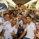 """Em alta, Palmeiras faz """"fotão"""" antes de última parada em maratona fora"""