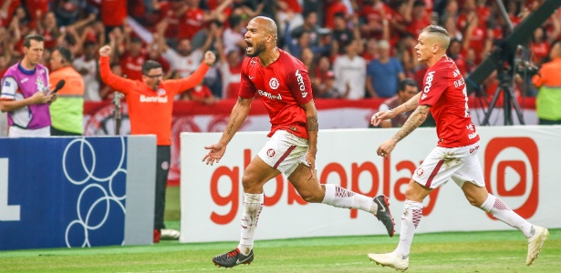 Rodrigo Moledo não atuará diante do Ceará devido a um desconforto muscular