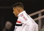 Exame não indica lesão, mas Diego Souza ainda não treina no São Paulo