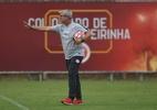 Inter fecha segundo treino seguido e Odair alega intimidade para cobrança - Ricardo Duarte/Inter