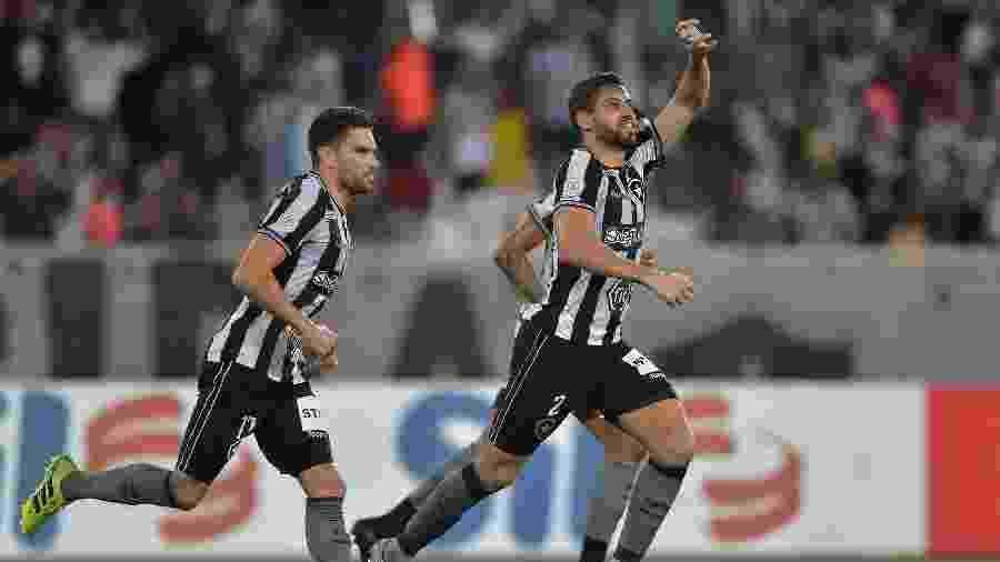 Botafogo fará reformulação no elenco para iniciar projeto de se transformar em clube-empresa - Thiago Ribeiro/AGIF