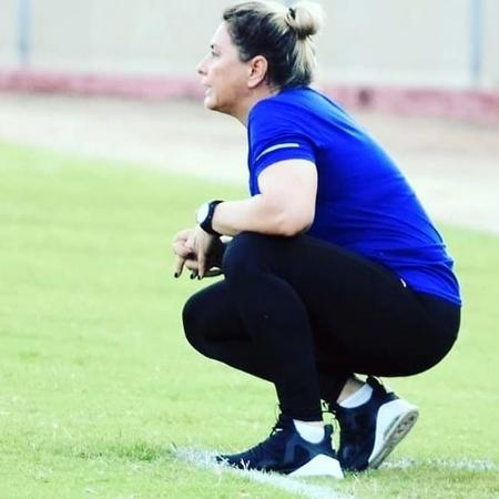 Rose Costa treinava o time de futebol feminino do Rio Branco-AC há pouco menos de um ano - Arquivo Pessoal