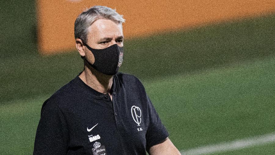 Tiago Nunes foi demitido pelo Corinthians em setembro - Heber Gomes/AGIF