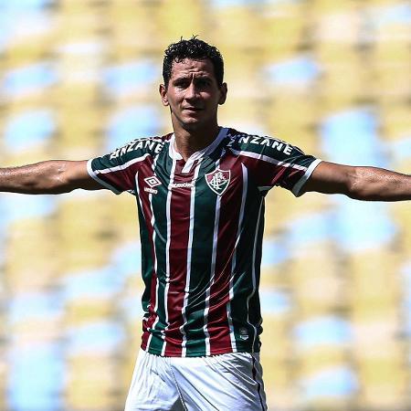 O meia Paulo Henrique Ganso, ex-jogador do São Paulo - Lucas Merçon