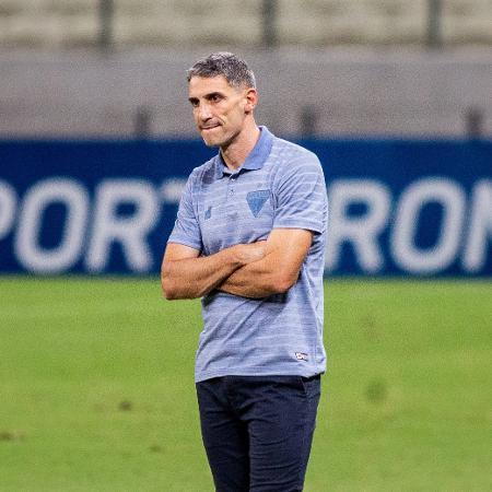 Fortaleza encara o Palmeiras no Sábado, em São Paulo - Pedro Chaves/AGIF