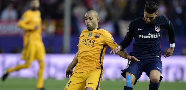 Mascherano ficará ao menos mais três anos no Barcelona