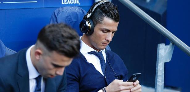 Cristiano Ronaldo contratou fisioterapeuta particular para tratar lesão na coxa