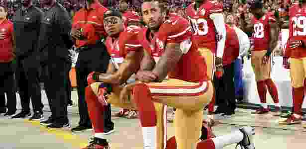 Kaepernick - Thearon W. Henderson/Getty - Thearon W. Henderson/Getty