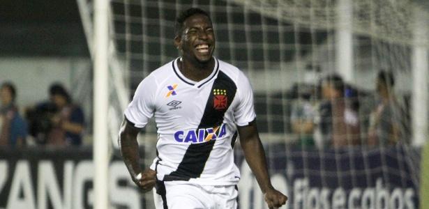 Atacante Thalles já foi comunicado de que não ficará no Vasco em 2019 - Paulo Fernandes/Vasco.com.br