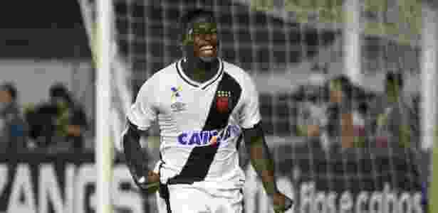 Thalles comemora gol do Vasco contra o Luverdense - Paulo Fernandes/Vasco.com.br - Paulo Fernandes/Vasco.com.br