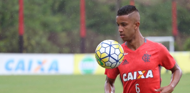 Lateral esquerdo do Flamengo, Jorge era alvo constante do mercado europeu