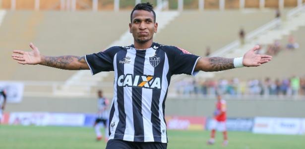 Rómulo Otero tem sido titular do Atlético-MG com frequência