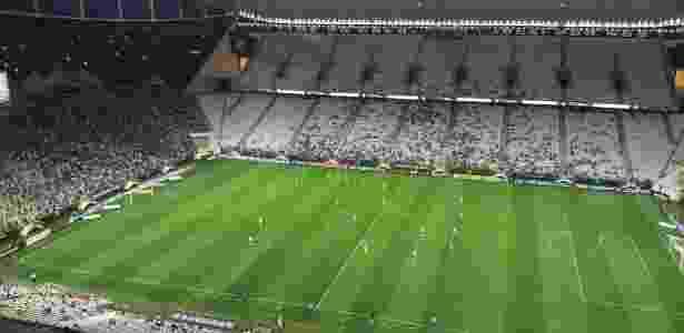 Arena Corinthians - Diego Salgado/UOL Esporte - Diego Salgado/UOL Esporte