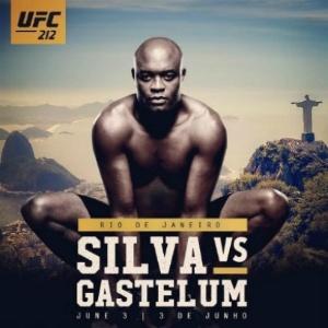 Anderson Silva enfrentará Kelvin Gastelum no UFC Rio - Reprodução