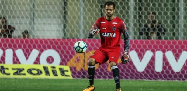 Giovanni em ação pelo Atlético-MG em julho de 2017