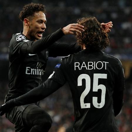 73dd975e31d6b Mãe diz que Rabiot é refém do PSG e ironiza ida de Neymar ao Carnaval
