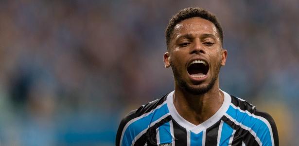 André não tem rendido o esperado e pode perder vaga de titular no Grêmio - Jeferson Guareze/AGIF