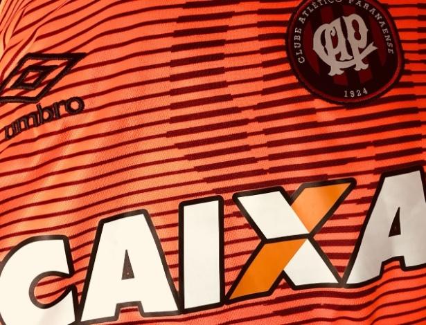Camisa alternativa do Atlético: novo escudo será apresentado para votação no dia 8 - Divulgação
