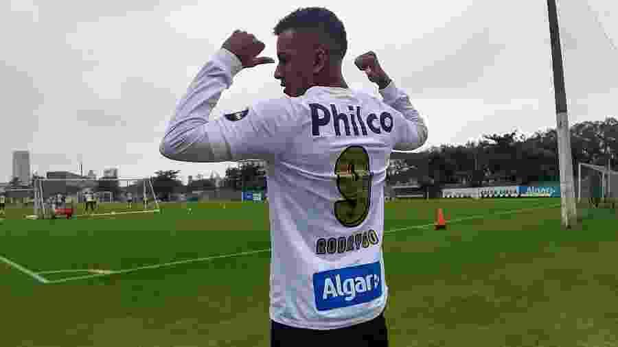 Lista da Sul-Americana revela que Rodrygo abandona camisa 9 e assume ... 46e38847e7c7a