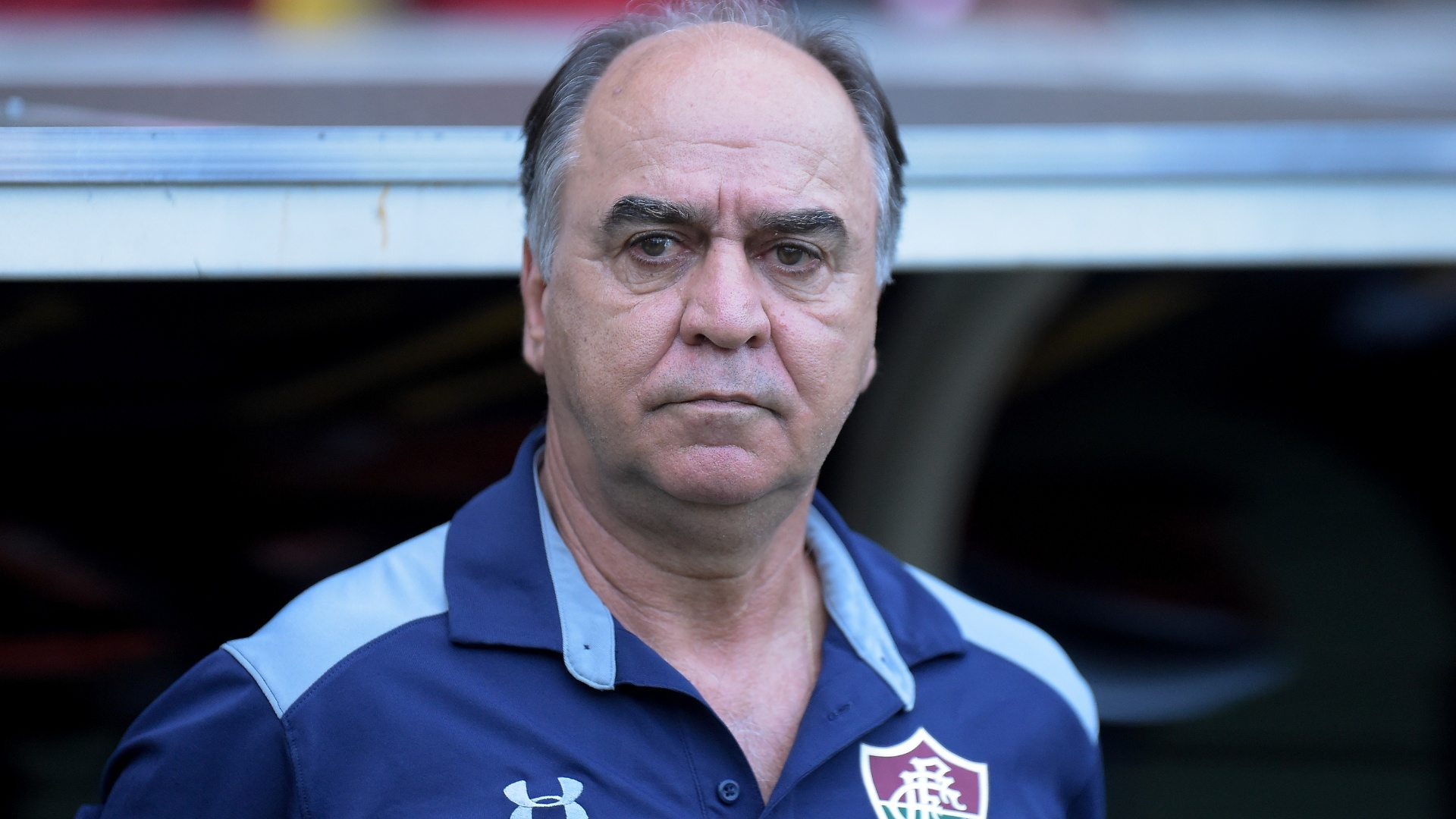 Técnico Marcelo Oliveira comanda o Fluminense em clássico contra o Flamengo no Brasileirão