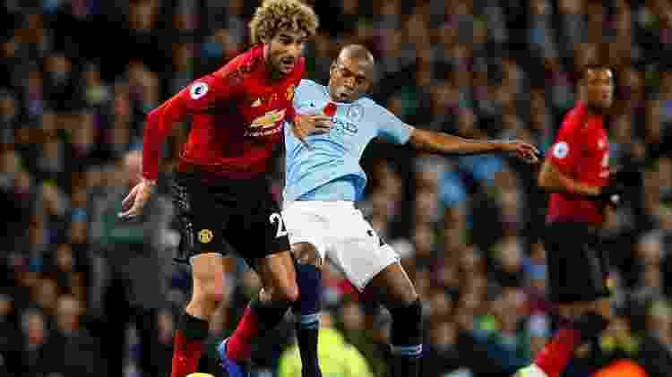 City x United - Jason Cairnduff/Reuters - Jason Cairnduff/Reuters