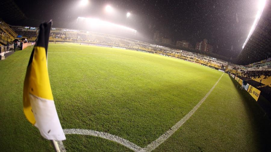 Estádio Heriberto Hulse, casa do Criciúma - Cristiano Andujar/Getty Images