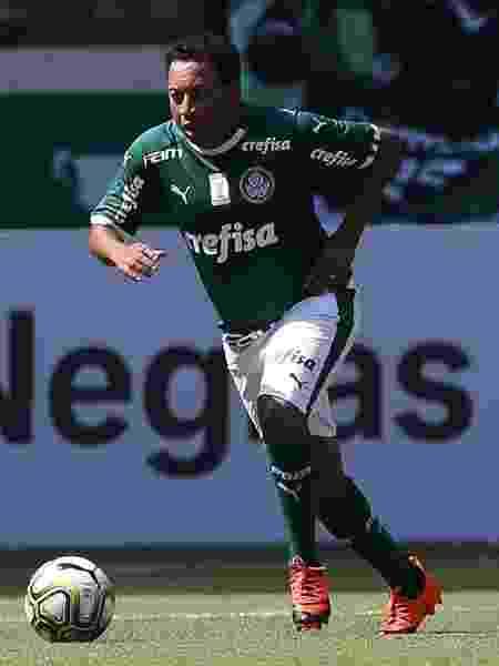 Júnior, ex-lateral do Verdão, é uma das atrações - Cesar Greco/SE Palmeiras