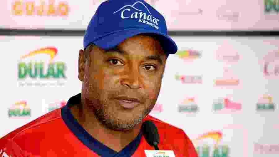 Técnico Roger Machado, do Bahia - Felipe Oliveira/EC Bahia