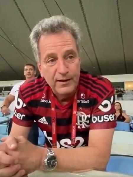 Presidente do Flamengo nega problemas após anúncio de Jesus, e vê postura radical do Flu