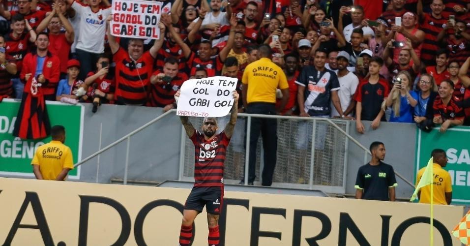 2 - 65.418 pessoas - Vasco 1 x 4 Flamengo - 17/08 - Brasileirão - 15ª rodada