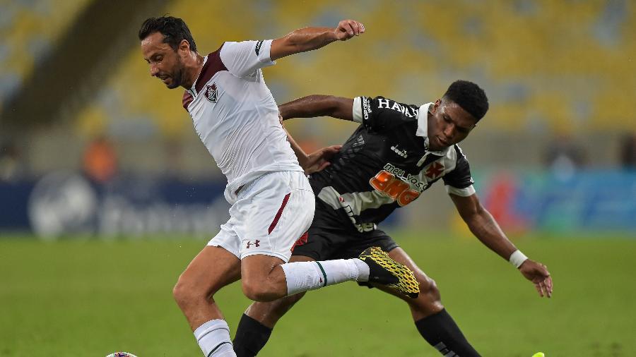 Fluminense e Vasco se encararam na terceira rodada da Taça Rio, última antes da paralisação devido à pandemia - Thiago Ribeiro/AGIF