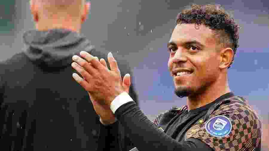 Donyell Malen, do PSV, está na mira do Barcelona - Reprodução/Instagram