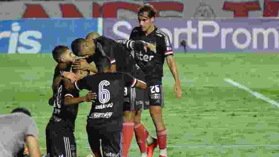 São Paulo precisa de ao menos do empate contra o Binacional para se classificar à Copa Sul-Americana 2020 - Bruno Ulivieri/AGIF