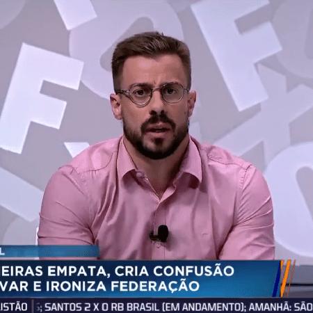 Felippe Facincani - Reprodução