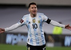 Messi bate recorde pela Argentina; veja momentos marcantes pela seleção (Foto: Juan Ignacio RONCORONI / POOL / AFP)